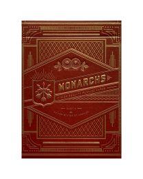 Red Monarchs Spielkarten