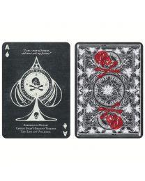 Salt & Bone Spielkarten Cartamundi