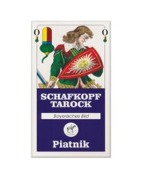 Spielkarten Schafkopf Tarock Bayerisches Bild Piatnik