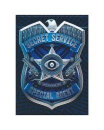 Secret Service Spielkarten