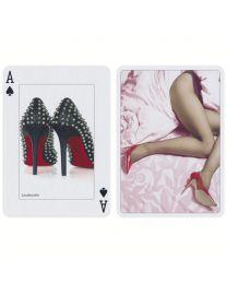 Schuhe Spielkarten Piatnik
