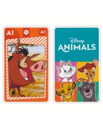 Shuffle Card Games Disney Animals