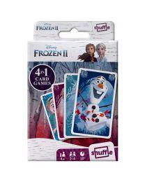 Disney Frozen II 4 in 1 Kartenspiele