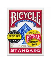 Bicycle Stripper Deck rot