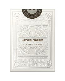 Star Wars Silver Edition Spielkarten The Light Side