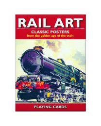 Rail Art Spielkarten Piatnik