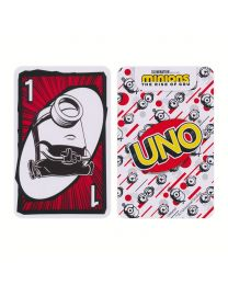 UNO Minions The Rise of Gru Card Game
