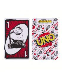 UNO Minions The Rise of Gru Card Game