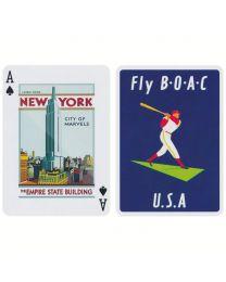 Reisen USA Spielkarten Piatnik