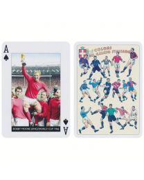 Fussball Legenden Spielkarten Piatnik