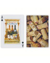 Wein Spielkarten Piatnik