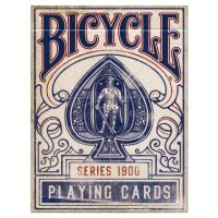 Bicycle Series 1900 Spielkarten blau