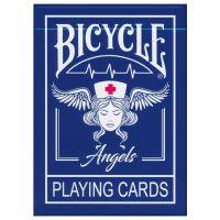 Bicycle Angels Spielkarten
