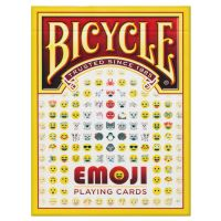 Bicycle Emoji Spielkarten