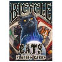 Bicycle Katzen Spielkarten