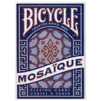 Spielkarten Bicycle Mosaïque