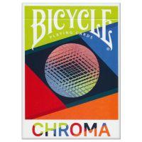 Bicycle Spielkarten Chroma