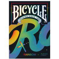 Bicycle Rainbow Spielkarten