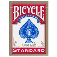 Bicycle 808 Rider Back Standard Spielkarten Rot