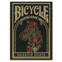 Bicycle Warrior Horse Spielkarten