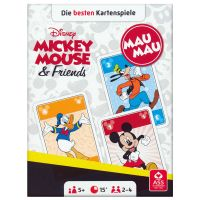 Disney Mickey Mouse & Friends Mau Mau