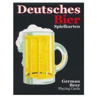 Deutsches Bier Spielkarten Piatnik