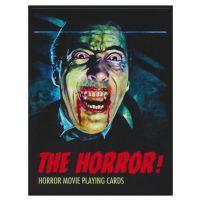 Horror Film Spielkarten Piatnik