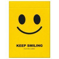 Keep Smiling Spielkarten