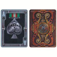Anne Stokes Steampunk Bicycle Spielkarten