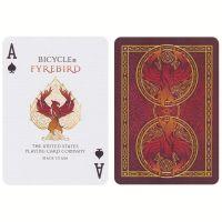 Bicycle FyreBird Spielkarten