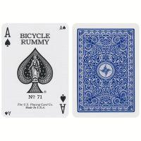 Bicycle Rummy Spielkarten 2er-Pack