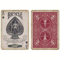 Bicycle Series 1900 Spielkarten rot