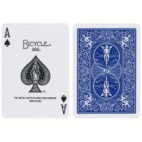 Bicycle Supreme Line Spielkarten blau