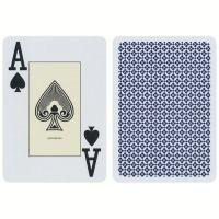 Black Jack Spielkarten Cartamundi blau