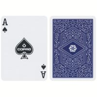 COPAG 310 SlimLine Spielkarten blau
