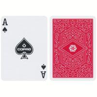 COPAG 310 SlimLine Spielkarten rot