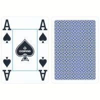 COPAG 4 Corner Jumbo Index Spielkarten blau