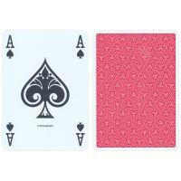 Joker Plastik Pokerkarten 4 Eckzeichen