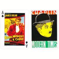 Klassische Filmposter Spielkarten Piatnik