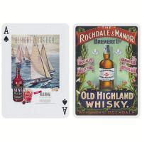 Whiskey Spielkarten Piatnik