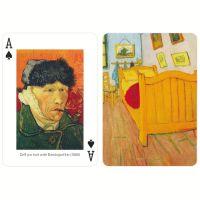 Vincent van Gogh Spielkarten Piatnik