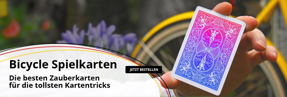 Bicycle Zauber Spielkarten
